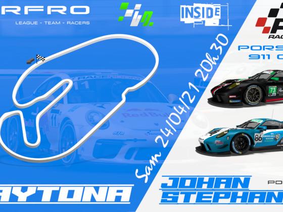 TX3 Le Mans Series 2021 Edition - M3