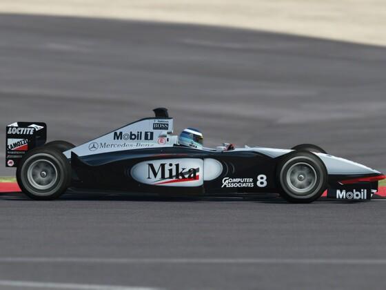 rF2 - McLaren MP4/13