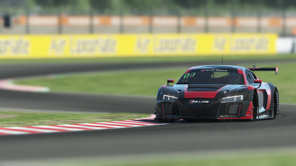 rF2 - GT3 Audi R8 LMS - S397