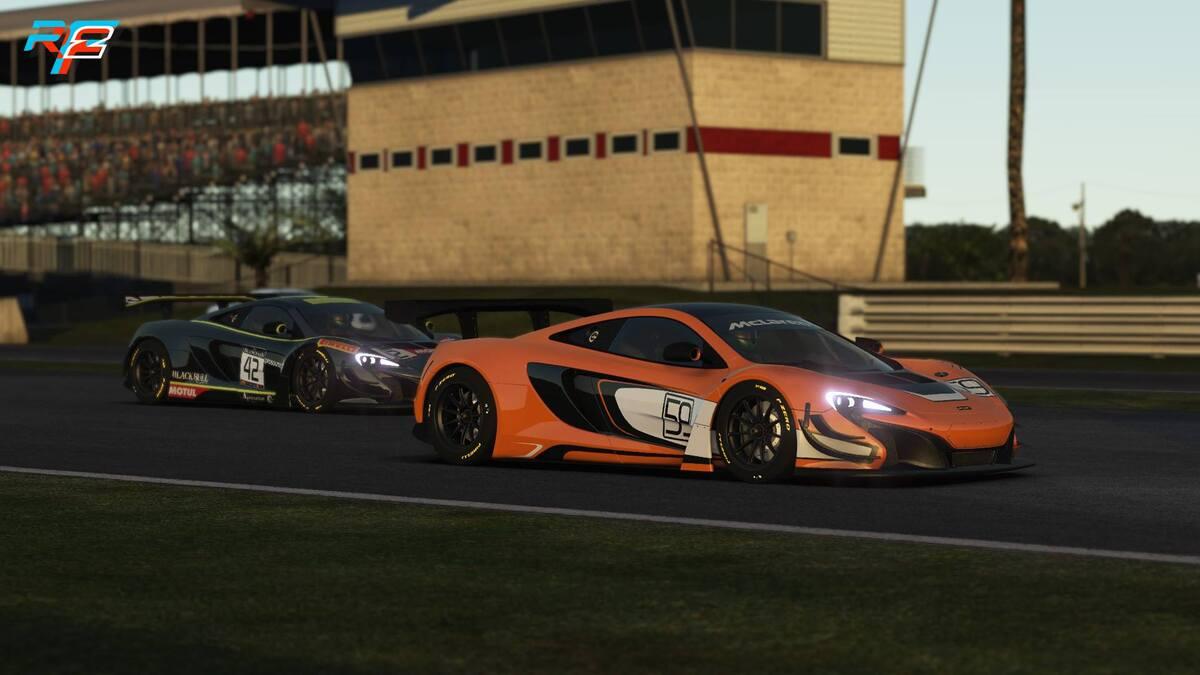 rF2 - GT3 McLaren 650S S397