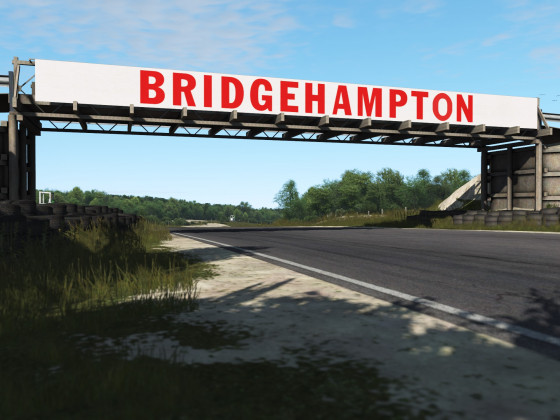 rF2 - Bridgehampton