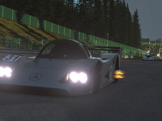 rF2 - Sauber C11 de 1991
