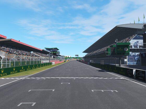 rF2 - Le Mans