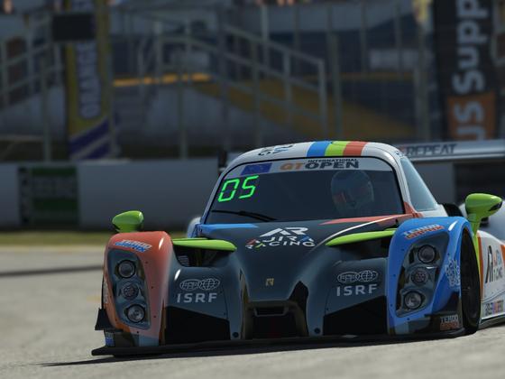 rF2 - GT3 Radical RXC S397