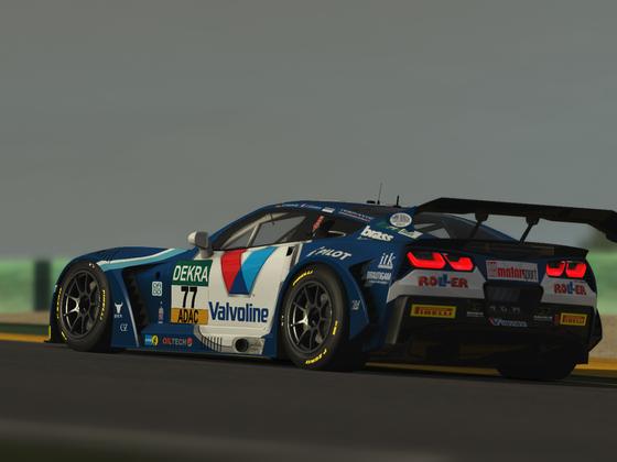 rF2 - GT3 Callaway Corvette C7 S397