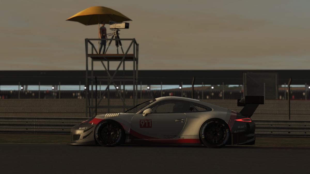 rF2 - GT3 Porsche 911 R - S397
