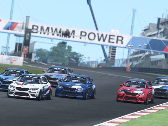 rF2 - BMW M2 CS Racing