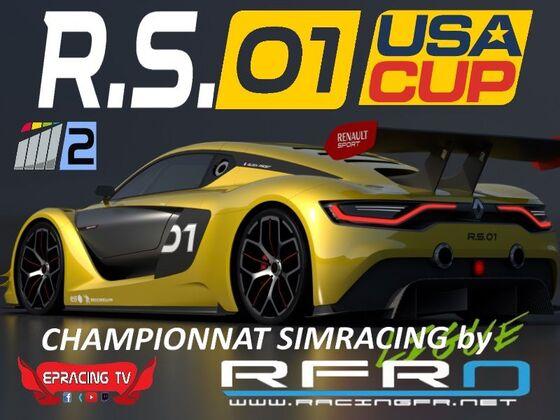 RS01 USA CUP