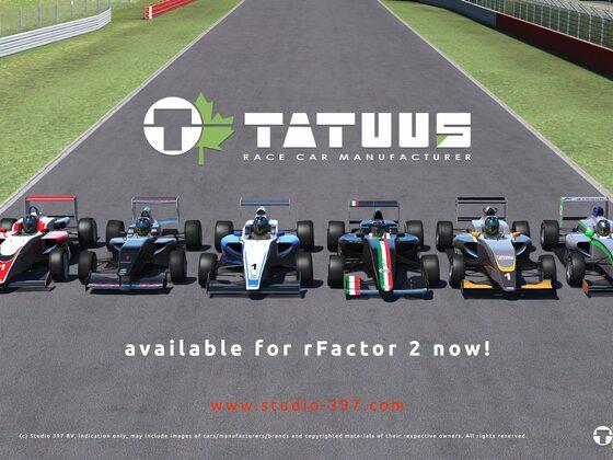 rF2 - Tatuus