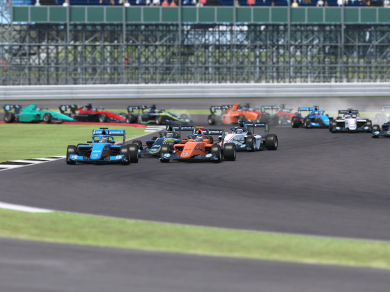 SMMG Formula 3 2020 WIP