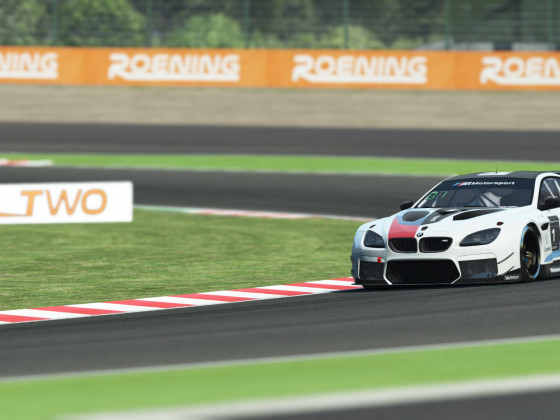 rF2 - GT3 BMW M6 - S397