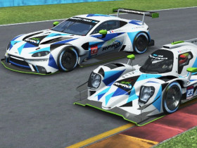 Aston + lmp2