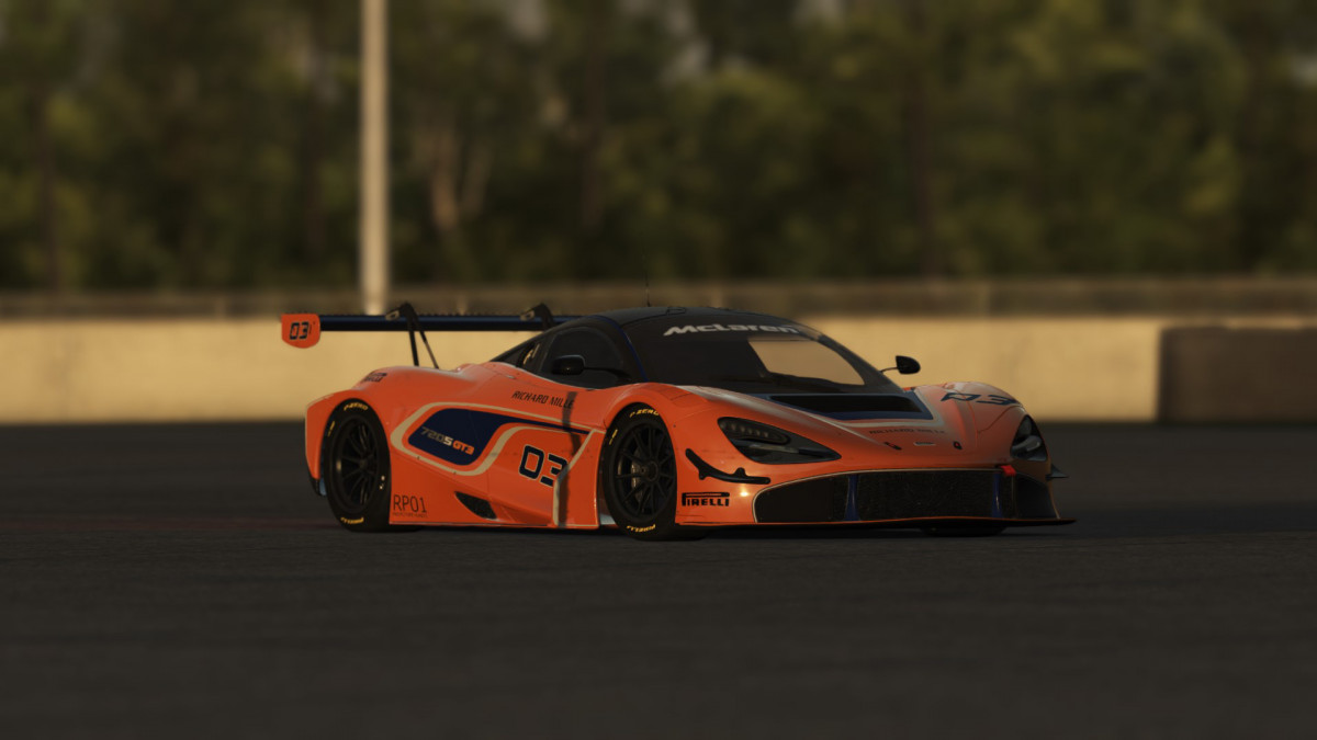 rF2 - GT3 McLaren 720S - S397