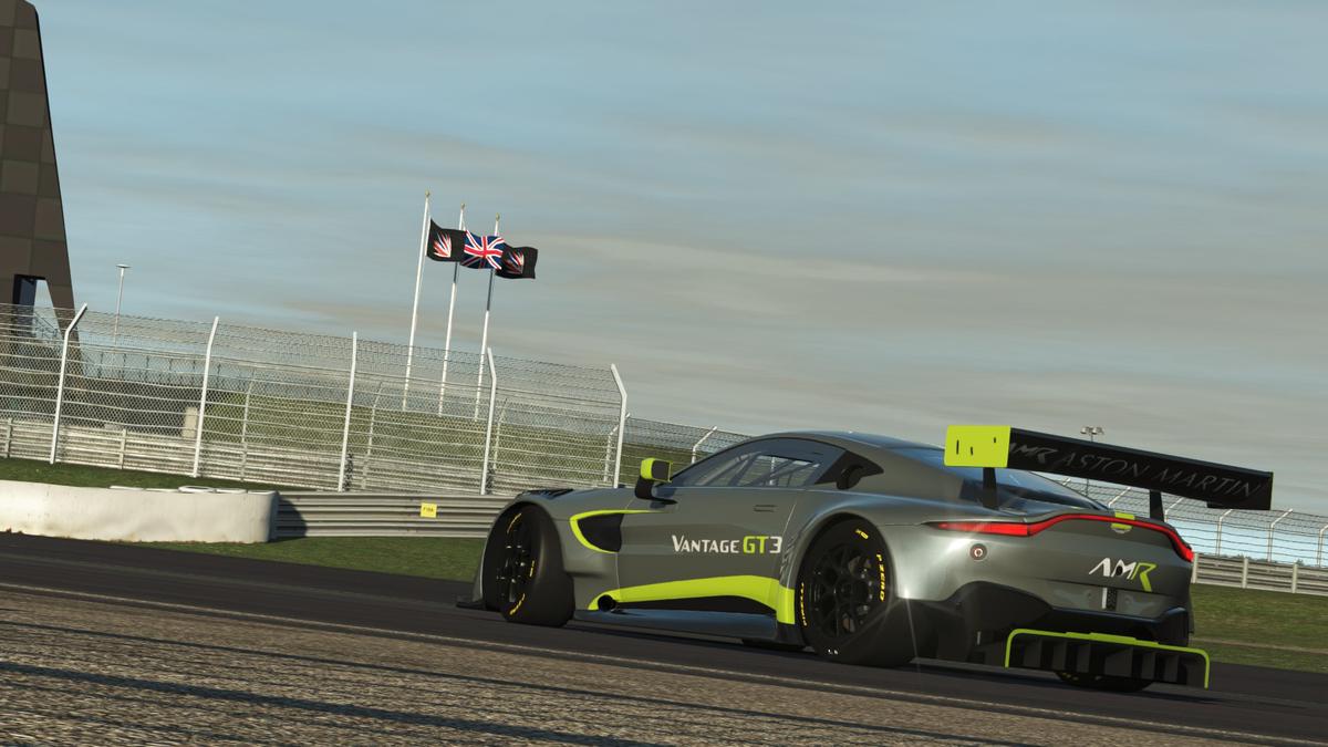 rF2 - GT3 Aston Martin Vantage - S397