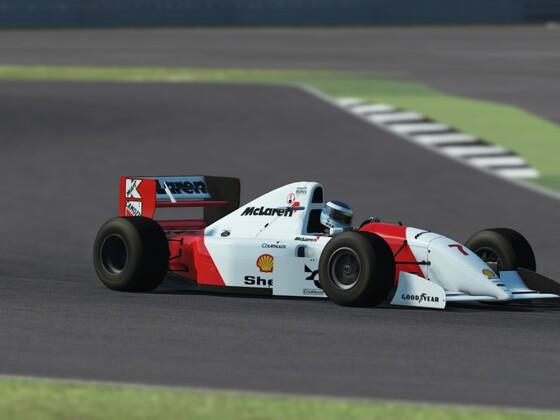rF2 - McLaren MP4/8