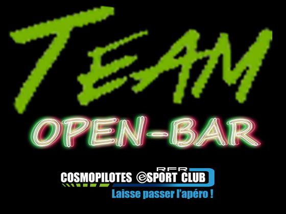 equipe rfro open bar