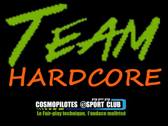 Catégorie  équipe RFRO hardcore