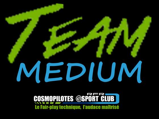 catégorie equipe RFRO medium