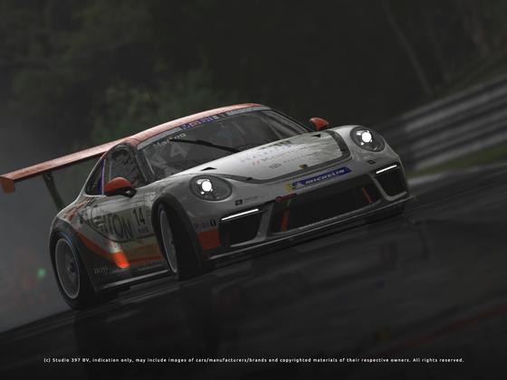 rF2 - Porsche GT3 Cup S397
